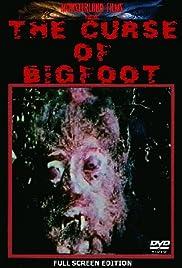 Curse of Bigfoot Poster