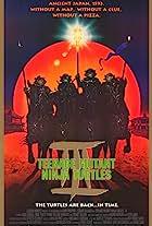 Teenage Mutant Ninja Turtles III: The Sacred Scroll of Death