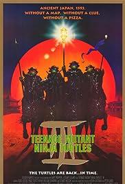 Teenage Mutant Ninja Turtles III(1993) Poster - Movie Forum, Cast, Reviews