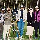 Aamir Khan and Mamta Kulkarni in Baazi (1995)