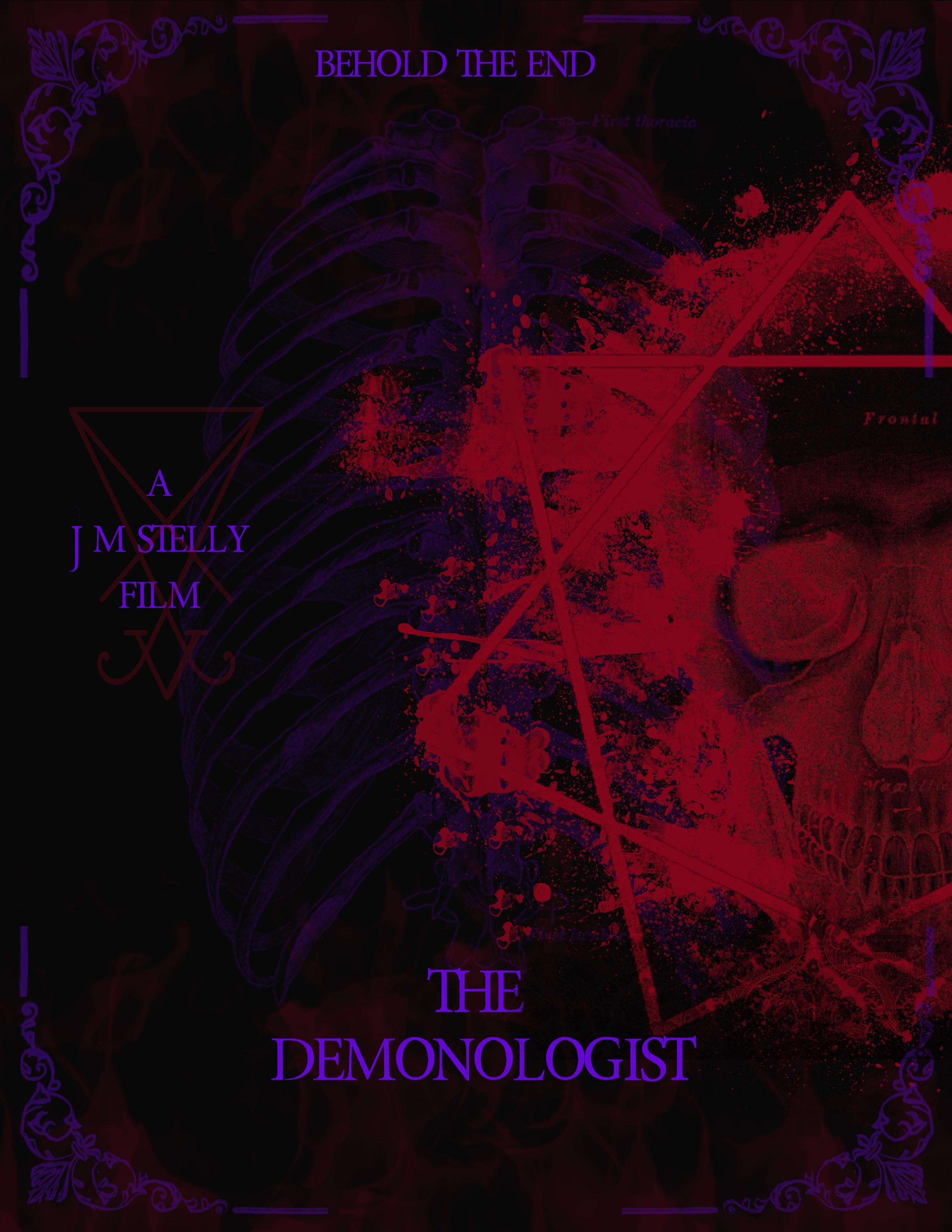The Demonologist (2019) WEBRip 720p