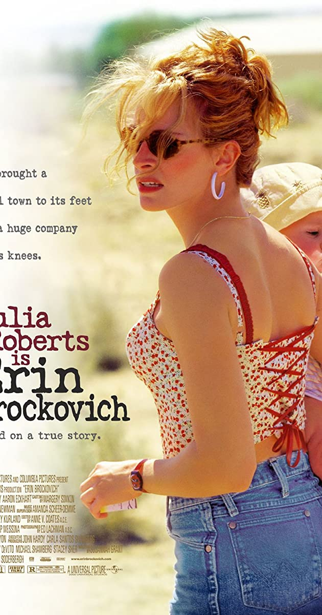 Watch Full HD Movie Erin Brockovich (2000)