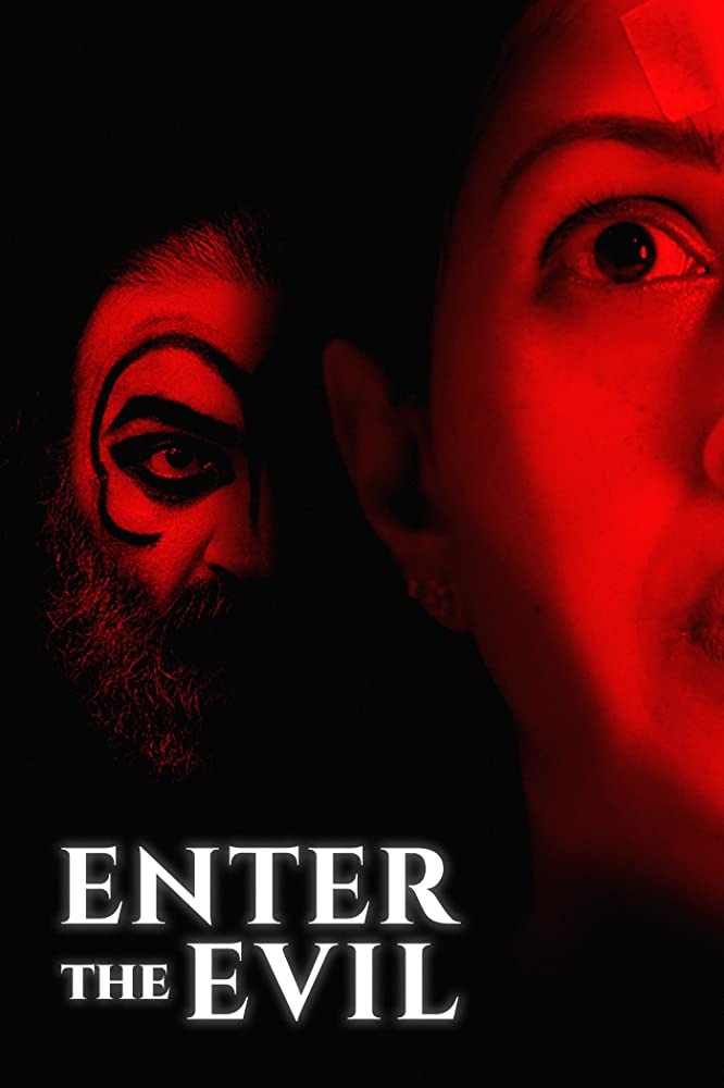 Enter the Evil (2019) Hindi Dubbed 720p WEB-DL 600MB Free Download