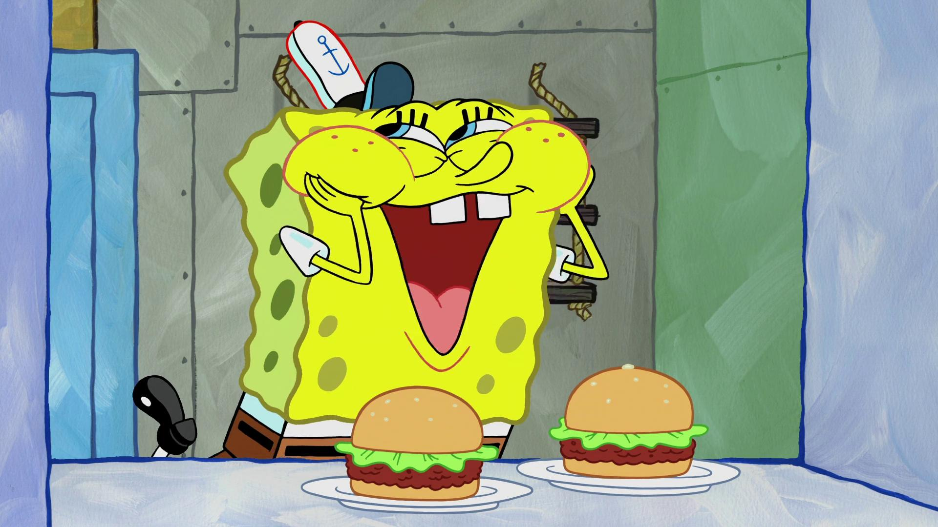 The secret ingredient in a Krabby Patty from SpongeBob SquarePants is crab meat.