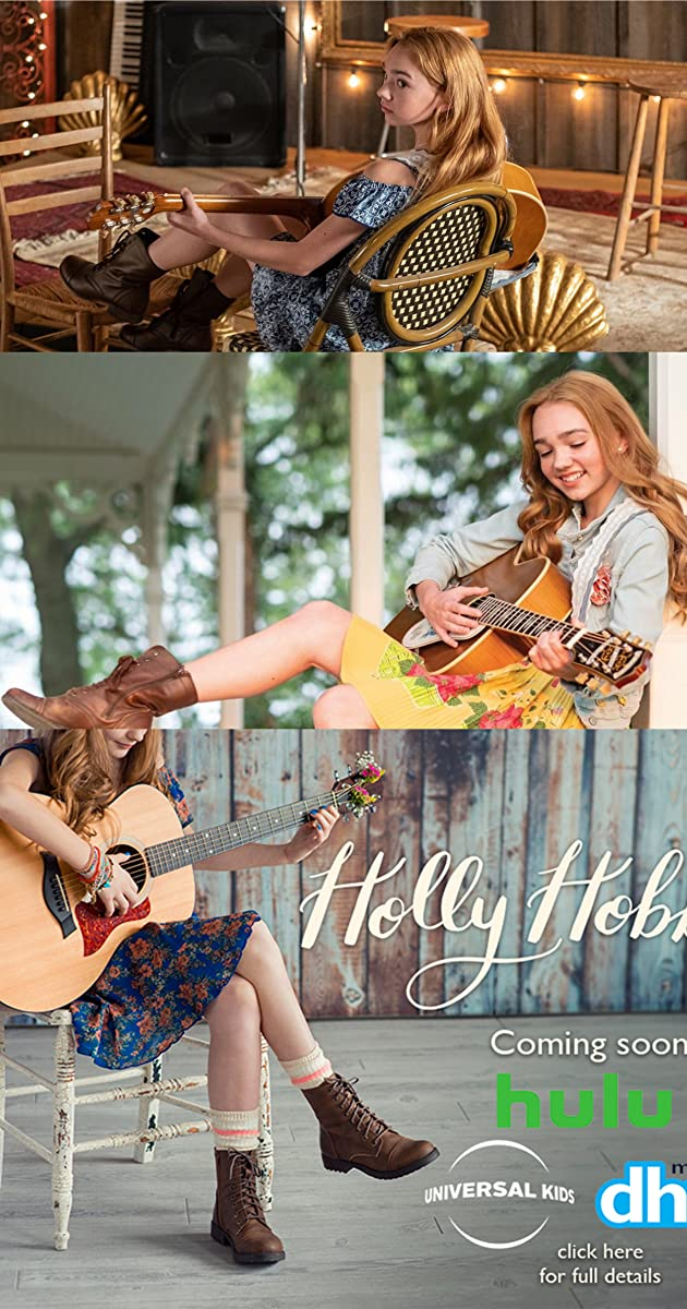 Download Holly Hobbie or watch streaming online complete episodes of  Season 2 in HD 720p 1080p using torrent