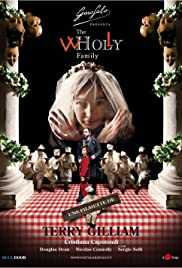 The Wholly Family Poster