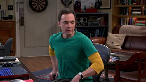The Big Bang Theory: The Mystery Date Observation