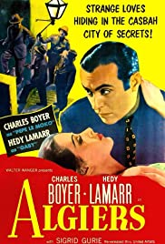Algiers (1938) Poster - Movie Forum, Cast, Reviews