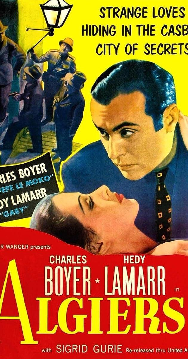 Algiers (1938) - IMDb