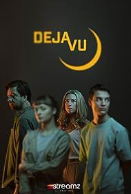 Natali Broods, Koen De Graeve, Willem De Schryver, and Xenia Borremans in Déjà Vu (2021)