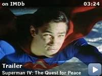 Superman IV: The Quest for Peace (1987) - Video Gallery - IMDb