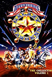 The Adventures of the Galaxy Rangers Poster