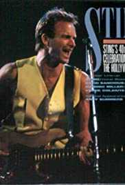 Sting at the Hollywood Bowl Poster