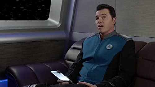 The Orville: Kelly Suggests John As The New Chief Engineer