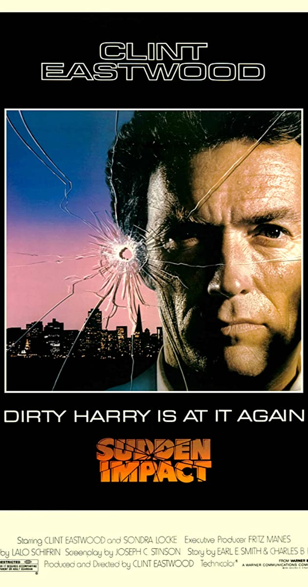 Subtitle of Dirty Harry: Sudden Impact