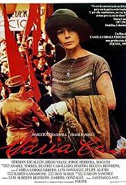 María Cano Poster
