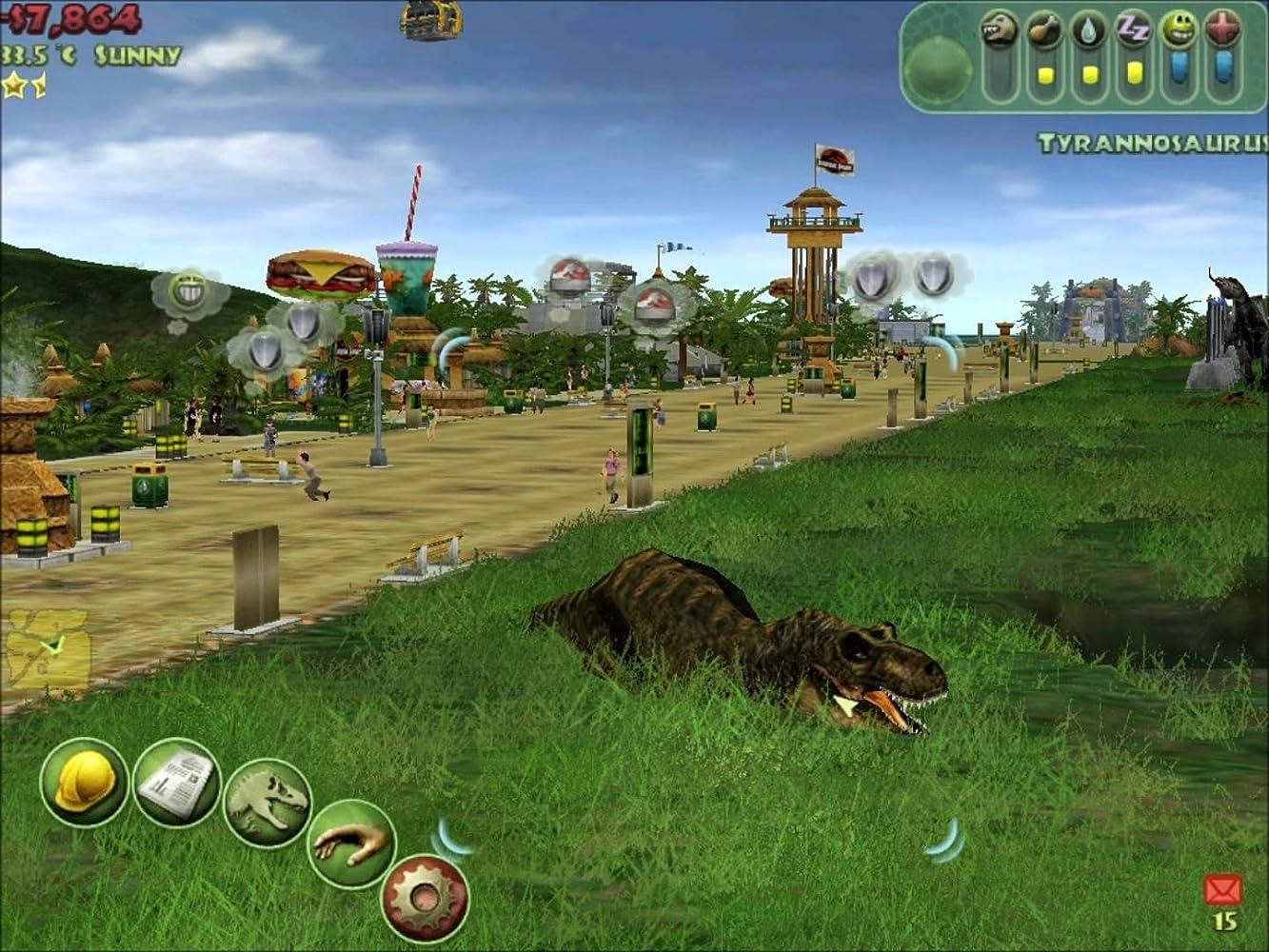 jurassic park operation genesis pc game torrent