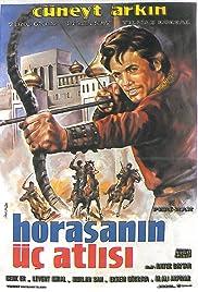 Horasan'in üç atlisi Poster