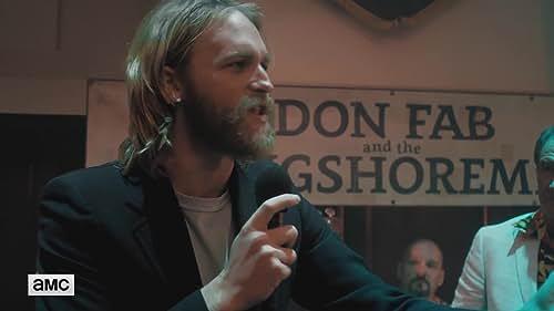 Lodge 49: Dud's Speech At Band Night
