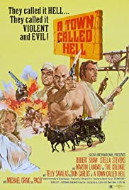 A Town Called Hell (1971) Poster - Movie Forum, Cast, Reviews