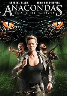 Anacondas: Trail of Blood (2009 TV Movie)