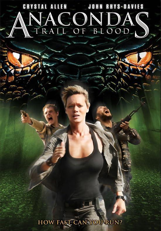 Anacondas: Trail of Blood (2009) Hindi Dubbed
