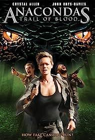 Crystal Allen and Alexandru Potocean in Anacondas 4: Trail of Blood (2009)