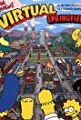 The Simpsons: Virtual Springfield (1997) Poster