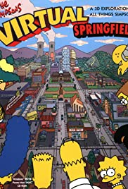 The Simpsons: Virtual Springfield Poster