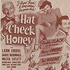 Richard David, Leon Errol, and Grace McDonald in Hat Check Honey (1944)