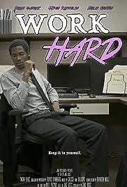 Work Hard Poster