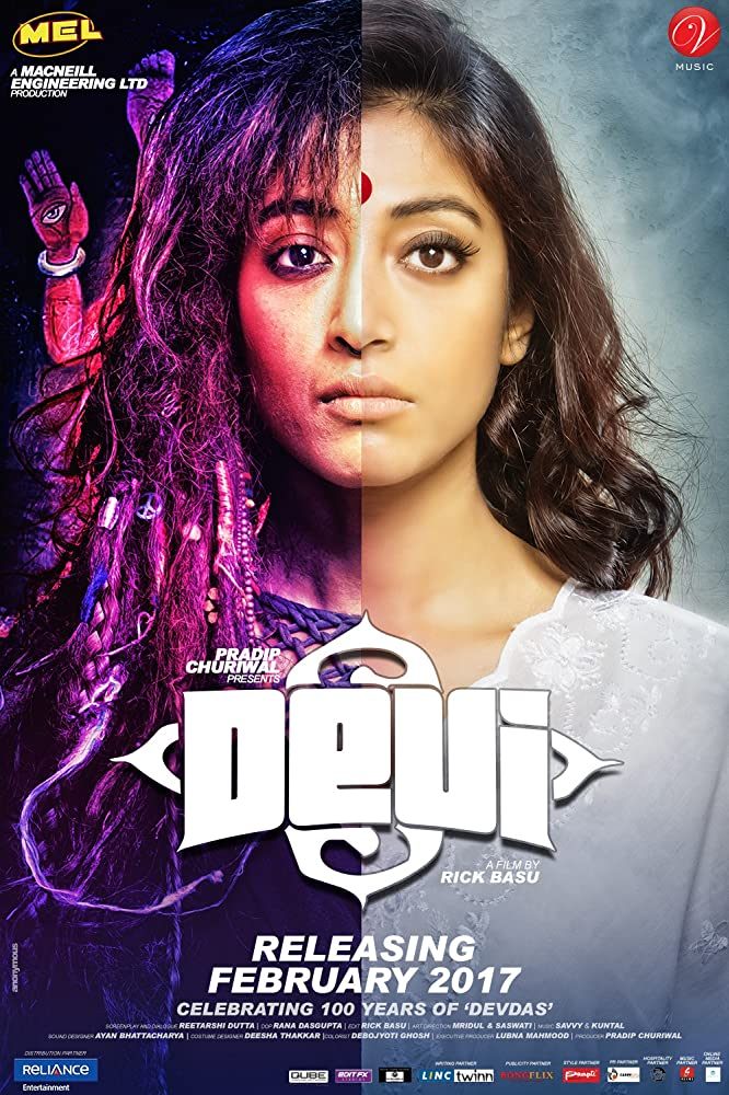 Devi (2020) Bengali Full Movie 720p HDRip x264 ESubs 1GB | 350MB