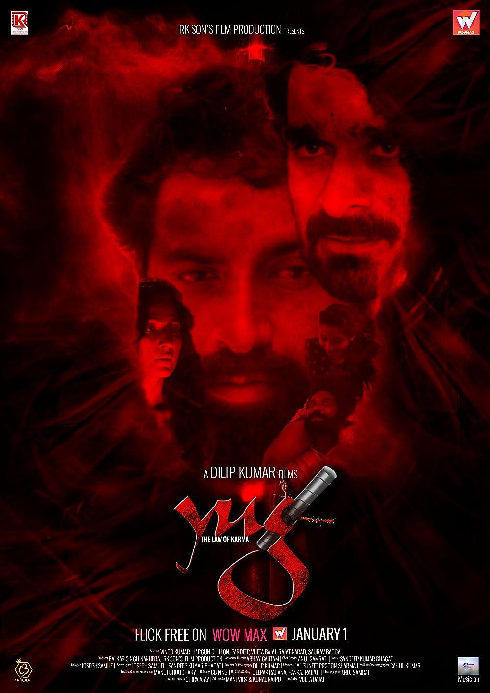 Yug The Law Of Karm (2021) Hindi 720p HDRip x264 AAC 1.4GB Download