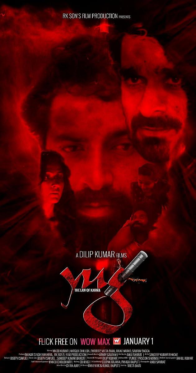 Yug The Law Of Karma (2021) Hindi 720p WEB-DL 600MB Download