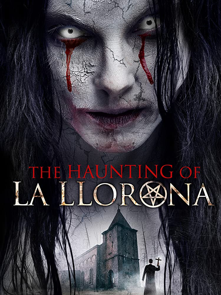 The Haunting of La Llorona (2019) English 720p WEBRip 800MB ESubs Download