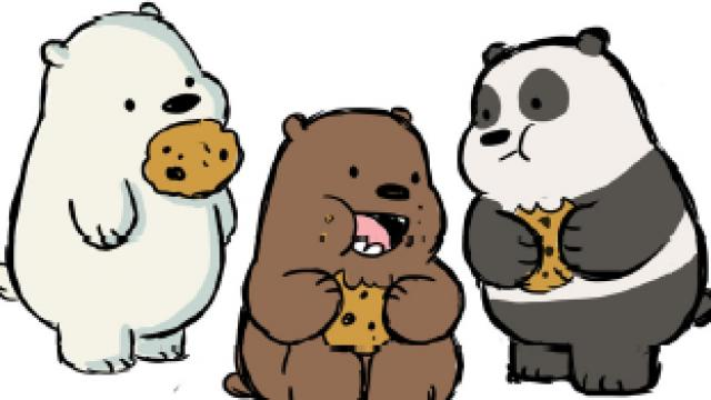 We Bare Bears Concept Art