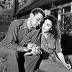 Joseph Cotten and Jennifer Jones in Love Letters (1945)