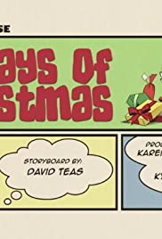 The Loud House: 12 Days of Christmas Poster