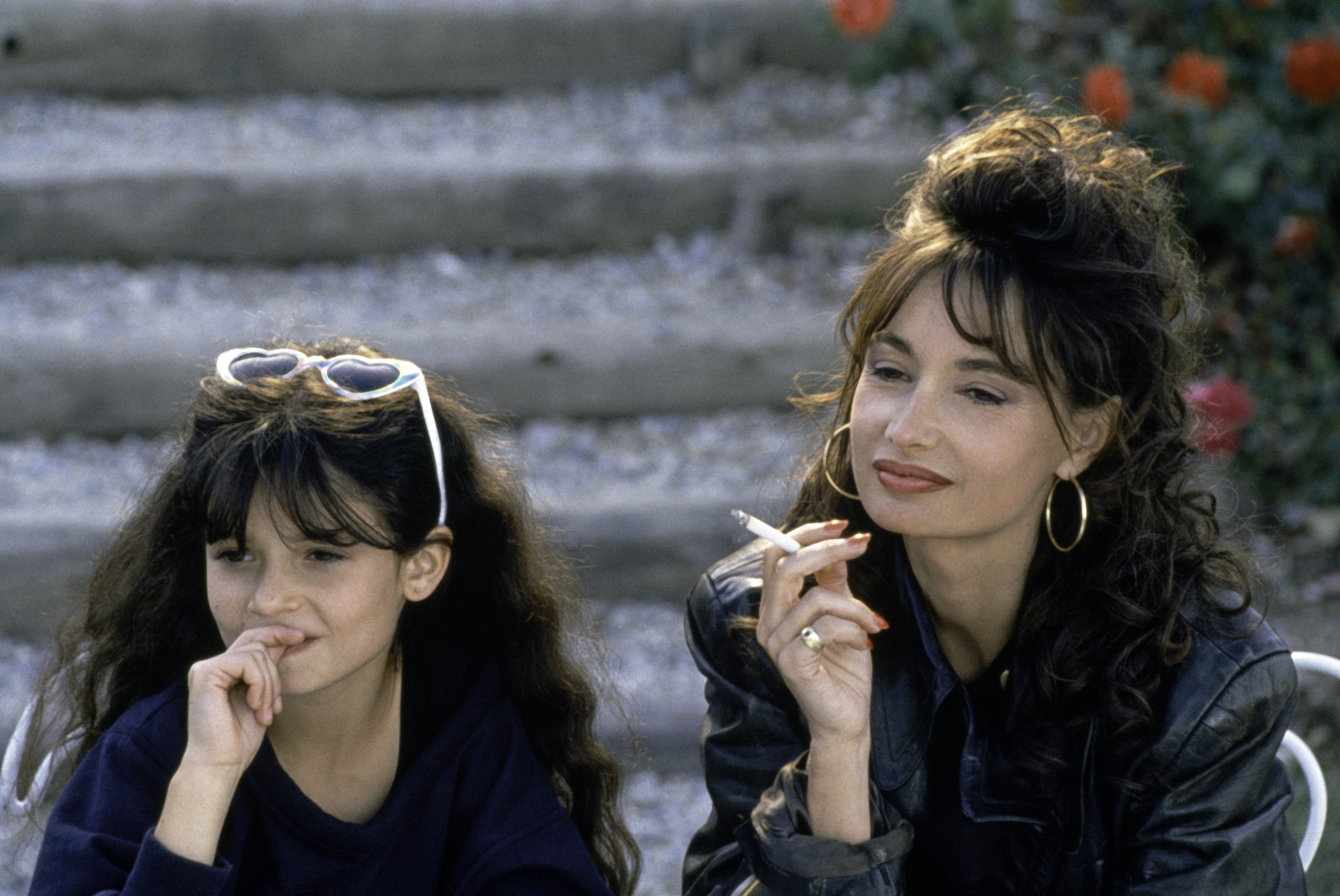 Evelyne Bouix and Salomé Lelouch in Tout ça... pour ça! (1993)