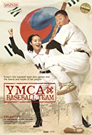 YMCA Baseball Team Poster