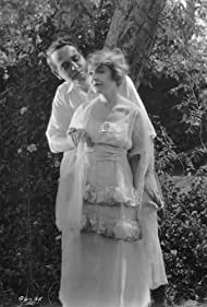 Enid Bennett and Rowland V. Lee in Her Husband's Friend (1920)