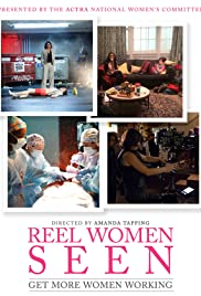 Reel Women Seen Poster