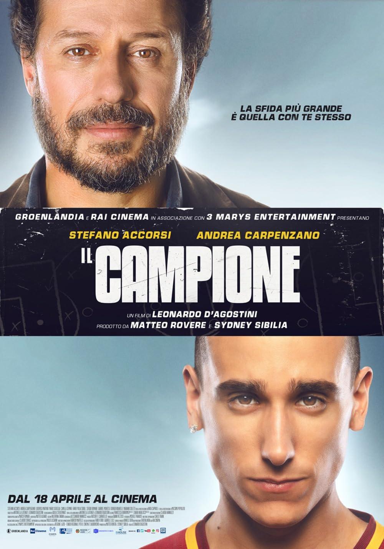 The Champion (2019) - IMDb