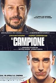 Stefano Accorsi and Andrea Carpenzano in Il campione (2019)