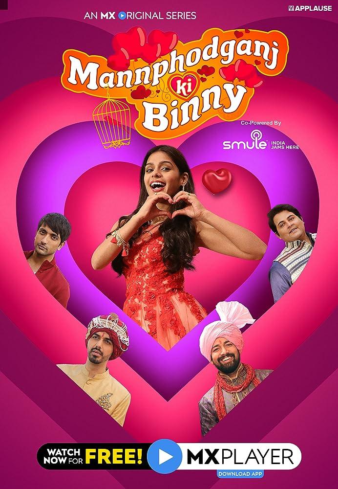 Download Mannphodganj Ki Binny (2020) Season 01 All 10 Episodes 720p x264 HD AVC UNTOUCHED HINDI AAC