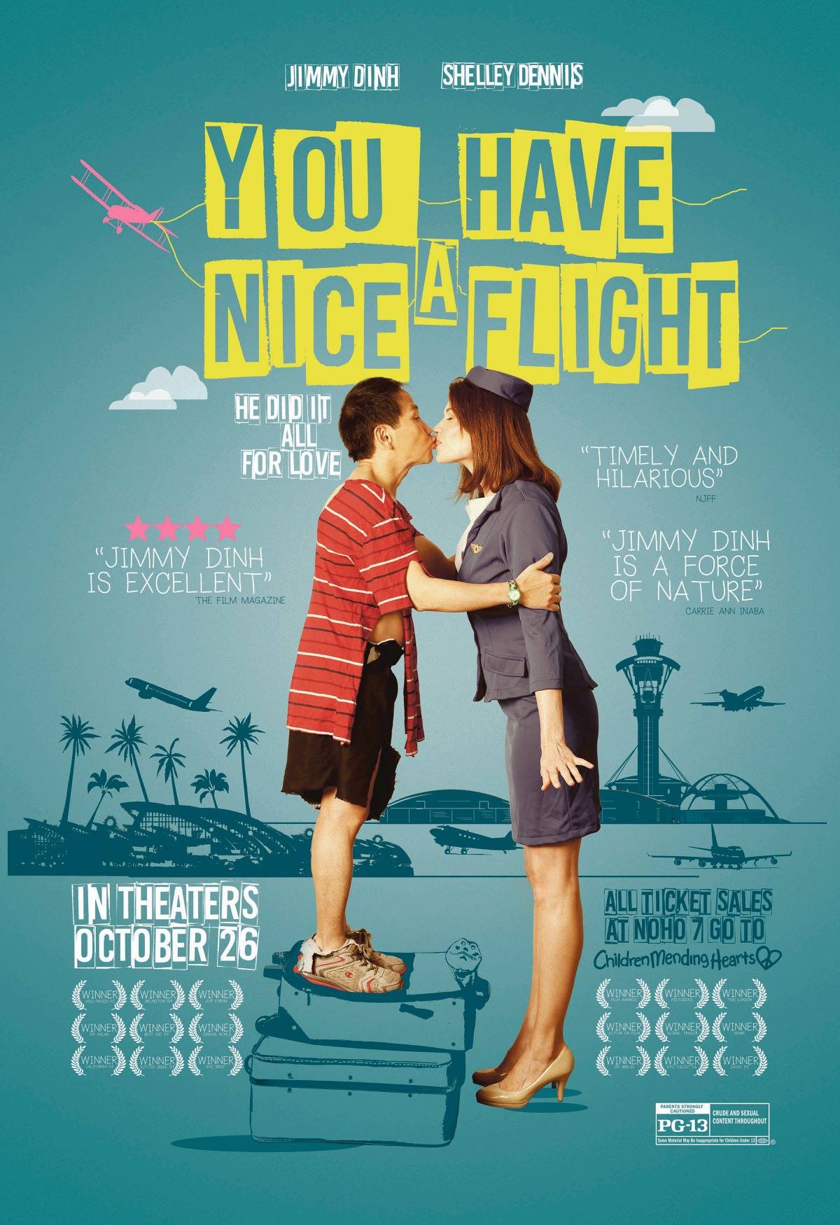 You Have a Nice Flight movie poster