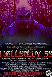 HellBilly 58 Poster