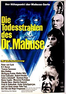 The Death Ray of Dr. Mabuse (1964)