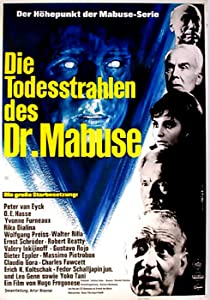 Movies direct download link Die Todesstrahlen des Dr. Mabuse by Harald Reinl [1920x1080]