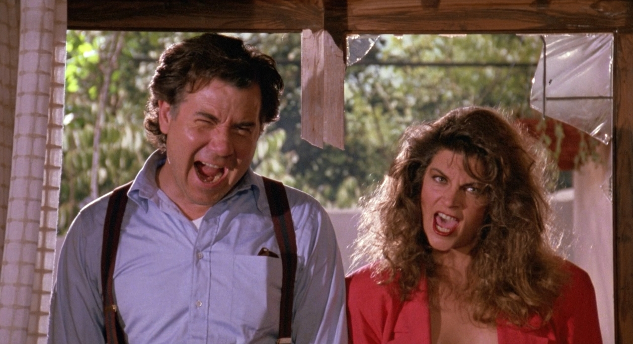madhouse kirstie alley